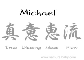Michael Name Meaning