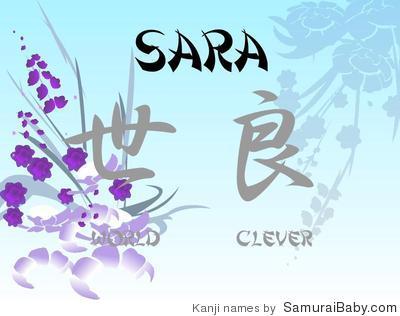 Name Sara Quotes. QuotesGram